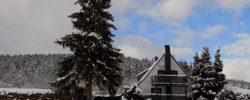 Bromberg im Winter